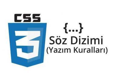 css-soz-dizimi-yazim-kurallari