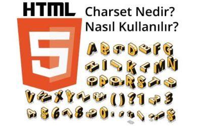 html-charset-nedir-ve-html-charset-nasıl-kullaılır