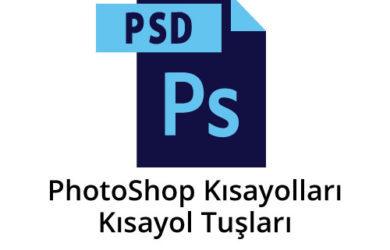 photoshop-kısayolları